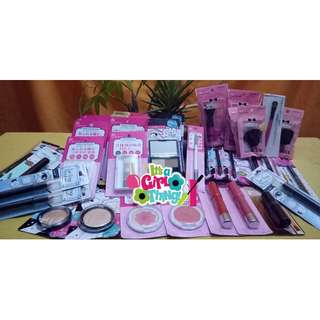 Make-Up and Brushes from Japan