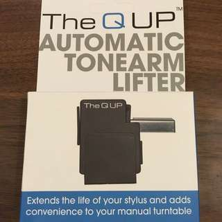 Q Up Automatic Tonearm Lifter