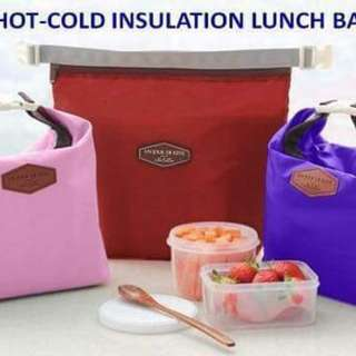 Hot and Cold Lunch Box