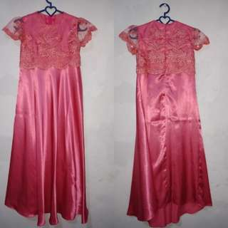 dress kebaya anak