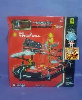 Burago Ferrari Race & Play