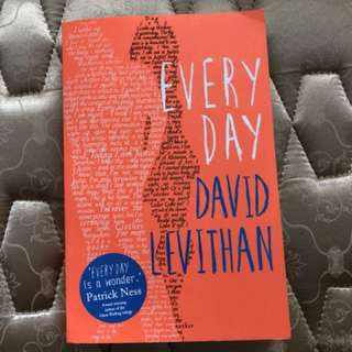 One day by David Levithan
