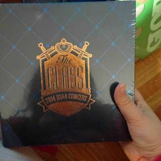 B1A4 2014The class concert dvd