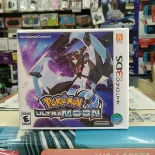 🆕 3DS Pokemon Ultra Moon