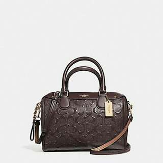 Authentic Coach Handbag 11920