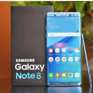 Kredit Samsung Note8 Gratis 1x cicilan