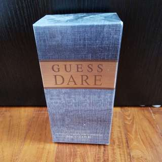 OFFER!!! 100ML  Guess Perfume  ...GUESS DARE