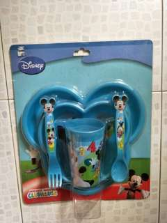 BN Kid Feeding Set