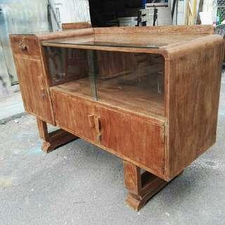 Vintage U leg sideboard