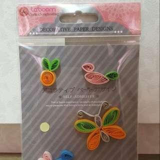 La'boom Decorative Paper Designs (Butterfly)