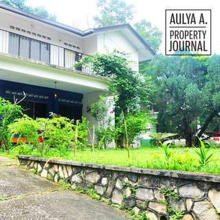 FOR RENT: BUNGALOW AT OLD KLANG ROAD