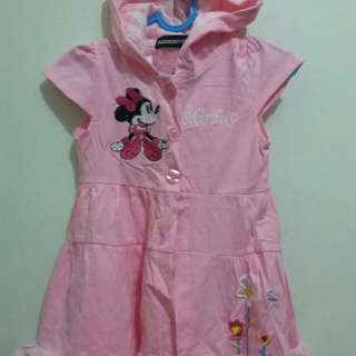 Outer anak pink