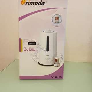 Primada Humidifier 超聲波冷霧加濕器