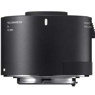 Sigma TC-2001 2x Teleconverter for Nikon F