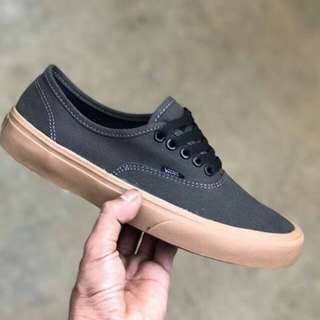 VANS AUTHENTIC GREEN GUM (PREMIUM)
