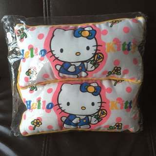 Hello Kitty car seat support