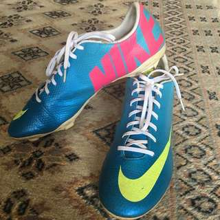 Nike Mercurial soccer shoes ORI