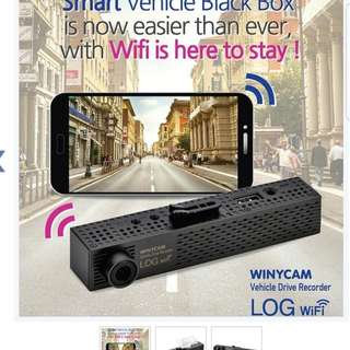 Winycam log hd