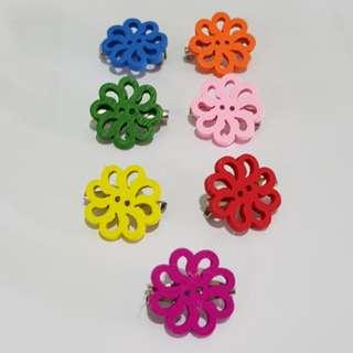 🔰B11 Brooch button pin hijab Tudung muslimah