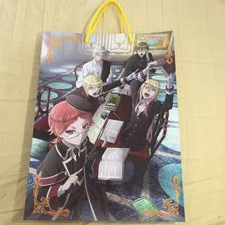 Afa Royal Tutor anime paper bag
