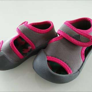Authentic Adidas Baby Shoe