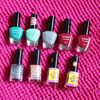 BUNDLE NAIL POLISH