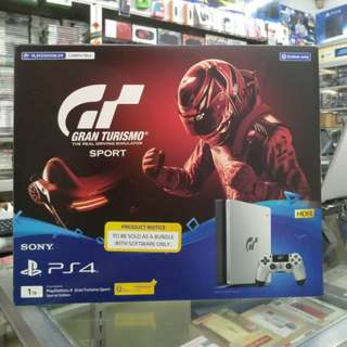 🆕 Sony PS4 Slim 1TB Gran Turismo Sport Limited Edition