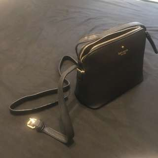 Sling Bag Kate Spade black or green