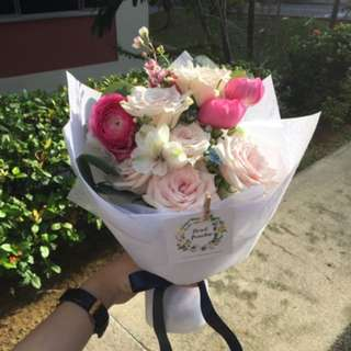 Flower Bouquet (Valentine's day)