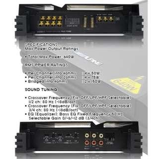 Offer good amp