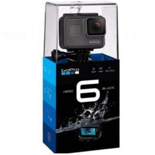 Gopro hero 6 *ONLY USED ONCR*