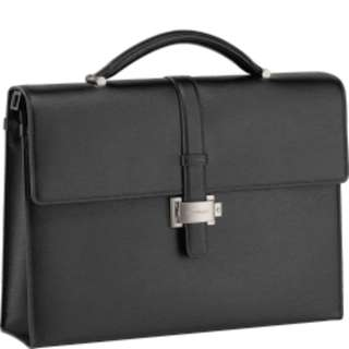 Montblanc briefcase for men [NEW -50% discount]