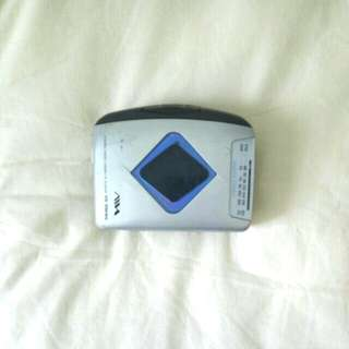 Walkman Aiwa HS-RMI86 Stereo Radio Casette Player