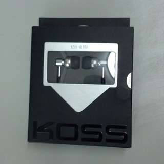 KOSS KDX200 Earphone