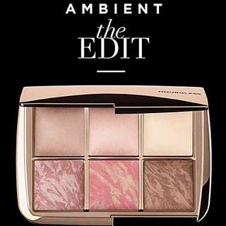 Hourglass Ambient Lighting Palette Edit Blush Bronzer Highlighter Powder Illuminator