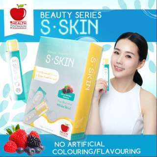 Clearance sale, skin whitening expired on May 2018