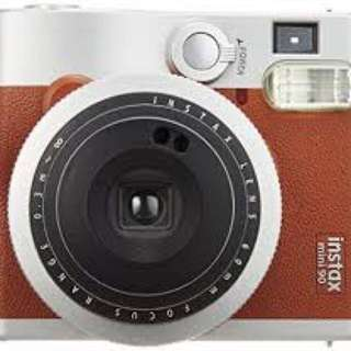 Instax Neo classic brown
