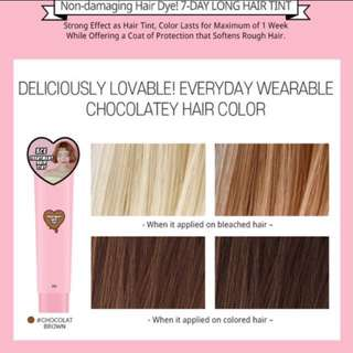 [3CE] Treatment Hair Tint in Chocolate Brown