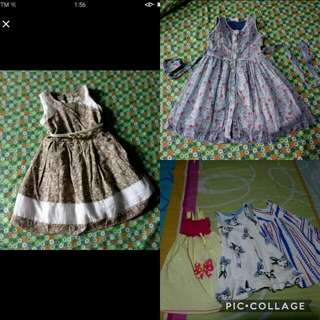 Bundle dresses(free sf)