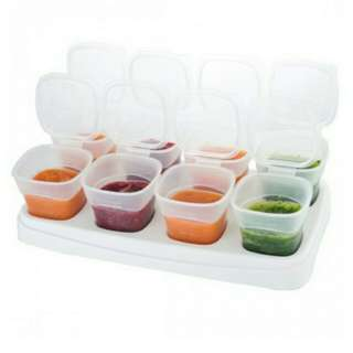 Baby Food Frozen Storage
