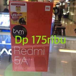 Xiomi redmi 5A kredit aeon/cash