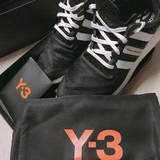 Y-3 YOSHI RUN Sneaker Size 39 1/3