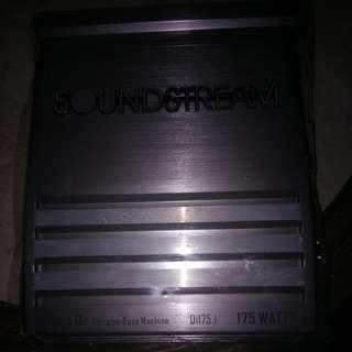 Soundstream class D (m)or bass