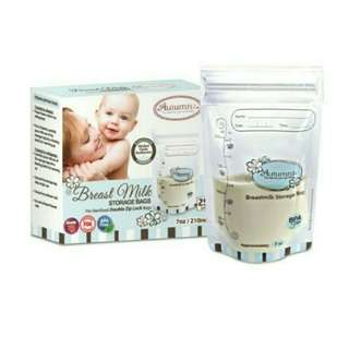 Breast Milk Storage Bag / 7oz