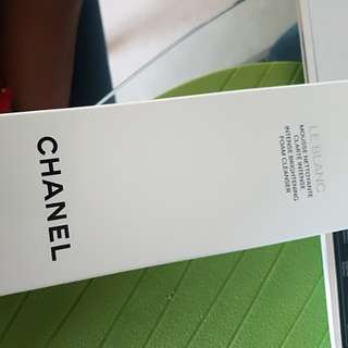 Chanel Intense Brightening Foam Cleanser 150ML
