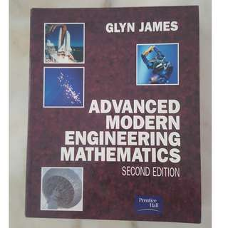 Advanced Modern Engineering Mathematics : Second Edition