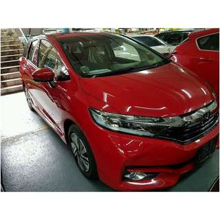 HONDA SHUTTLE 1.5 HYBRID X AT ABS D/AIRBAG 2WD