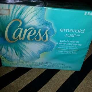 Auth. Caress Bath Soap
