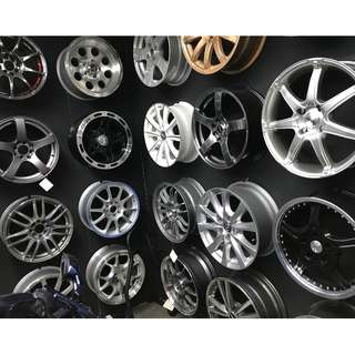 CAR RIMS FOR ALL SIZE