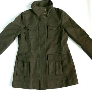 Loft winter wool jacket